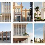 Edificio de oficinas Agora / DPYA Arquitectura