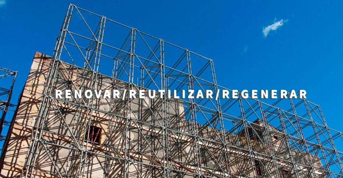 """""""Renovar/Reutilizar/Regenerar"""": las estrategias para un futuro sostenible, a debate en Rocagallery.com"""