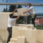Los cinco sistemas más utilizados en construcción con madera
