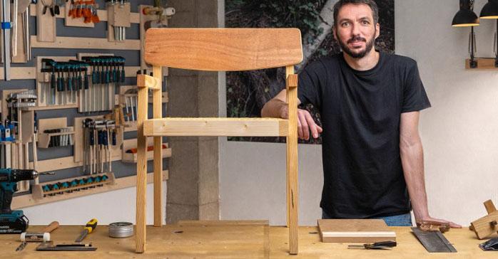 Curso Diseño y construcción de muebles de madera