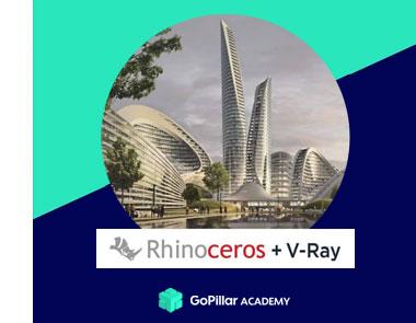 Curso de Modelado 3D con Rhinoceros + V-Ray