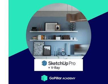 Curso de Modelado 3D con SketchUp + V-Ray