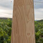 LAN-4, formas de habitar el viñedo / oe architect