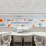 Sede Institucional Asociación de Cooperativas Argentinas ACACOOP / Arrillaga Parola Arquitectos