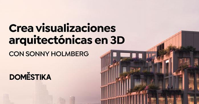 Narrativa visual para ArchViz en 3D