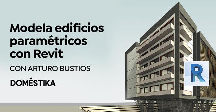 Modelado de edificios paramétricos con Revit