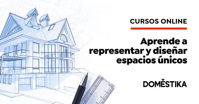 Aprende a representar y diseñar espacios unicos