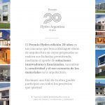Premio Hydro Argentina 20 años, a la mejor Fachada de Aluminio