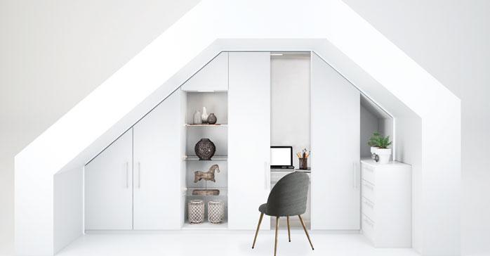 Cloffice, la nueva tendencia del espacio de trabajo en casa