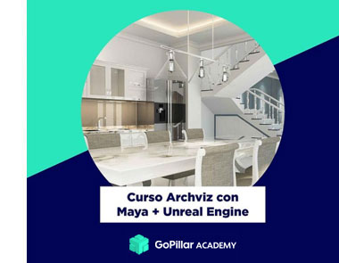 Curso ArchVIZ Maya + Unreal Engine