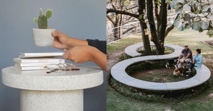 Curso Diseño y creación de muebles curvos en concreto