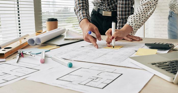 Oferta laboral: Joven Profesional o Estudiante Avanzado de la carrera de Arquitectura