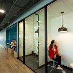 Oficinas Colbún / Contract Workplaces