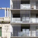 Edificio de viviendas AER Córdoba / Cubero Rubio